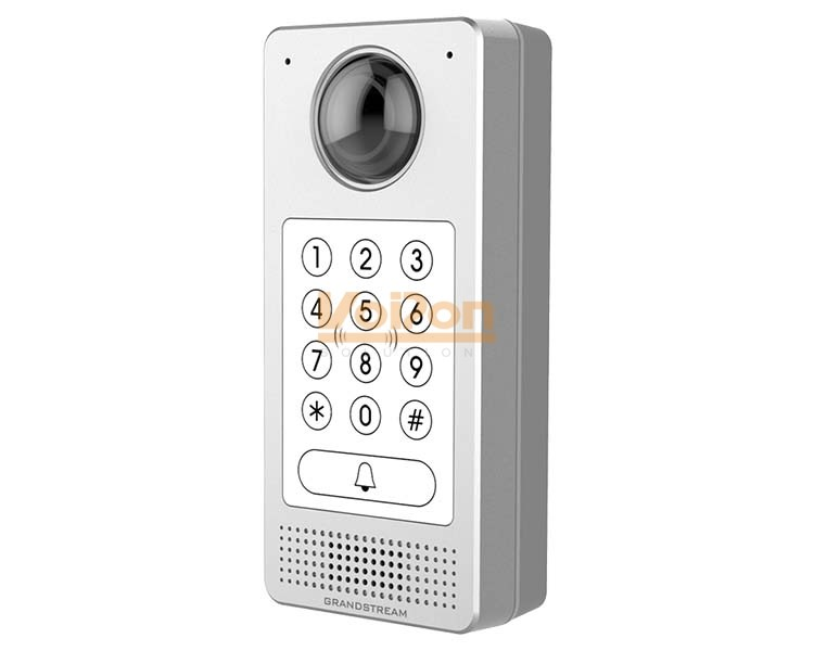 Grandstream gds3710 ip door entry system for Door entry systems
