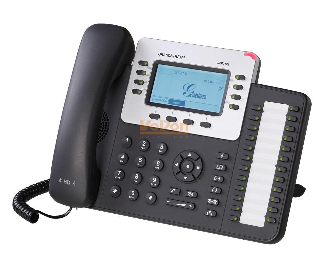 Grandstream Gxp2124 Ip Phone Gxp2124