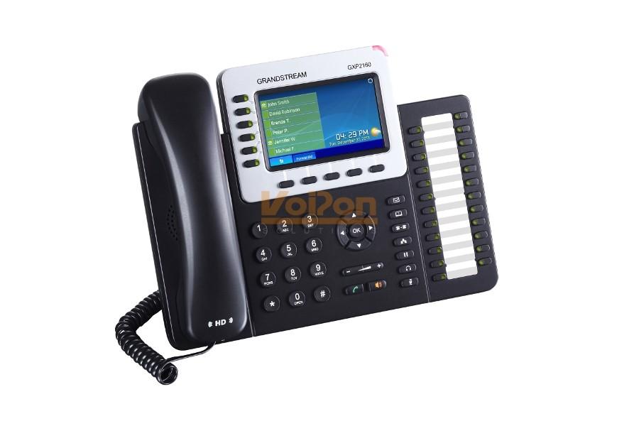 Grandstream Gxp2160 Enterprise Voip Phone