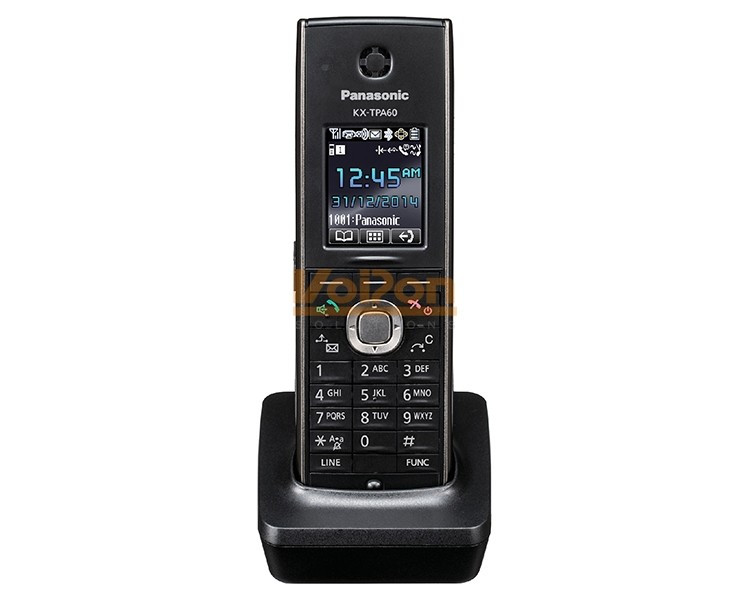 Panasonic Kx Tpa60 Wireless Dect Handset