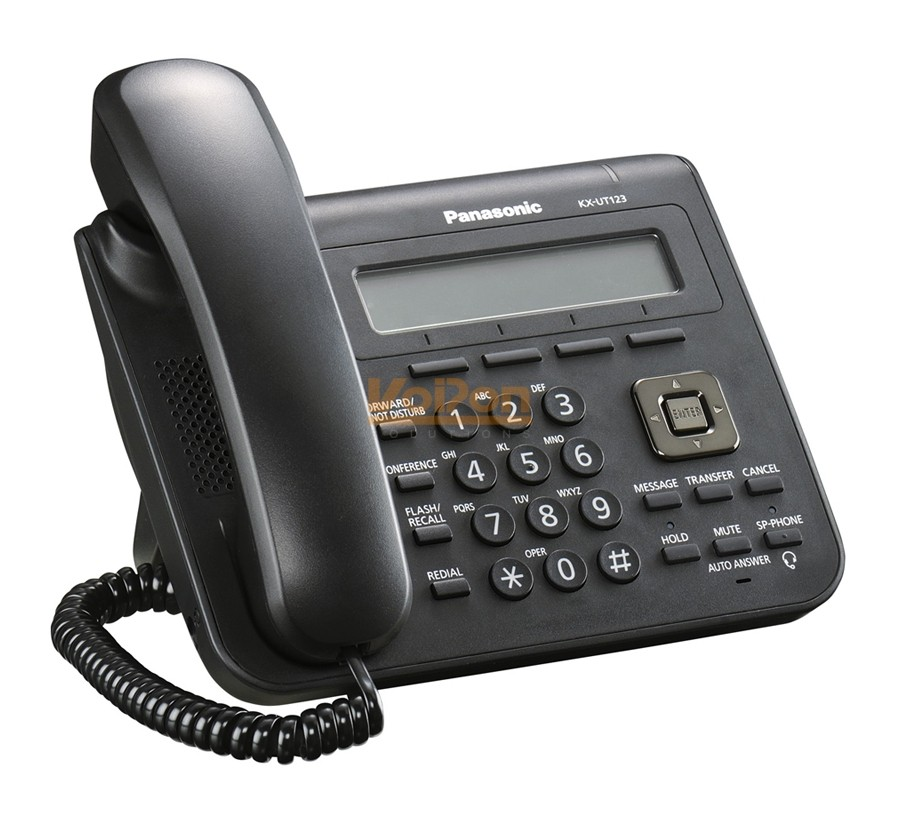Panasonic Kx Ut123 Ip Phone Panasonic Kx Ut123