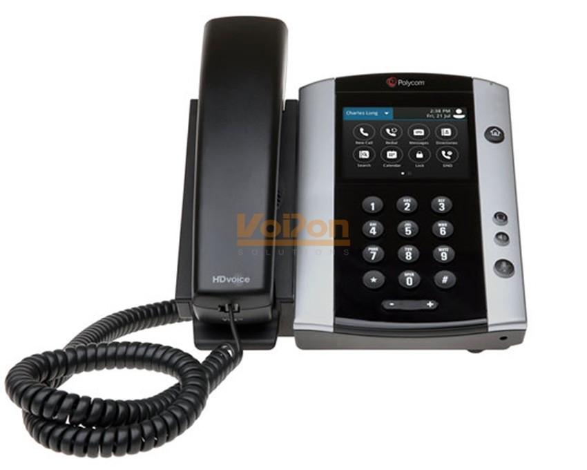 Polycom Vvx 501 Gigabit Business Media Phone