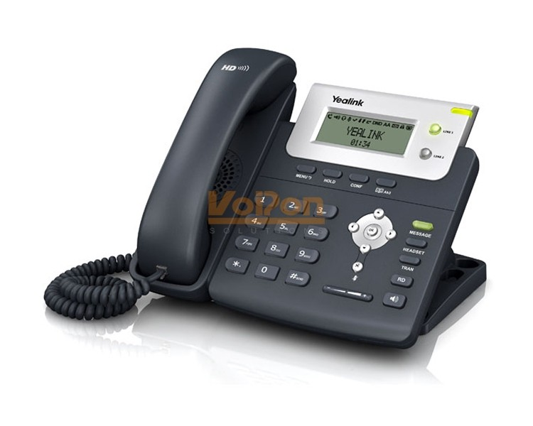 Yealink T20P IP Phone (SIP-T20P)