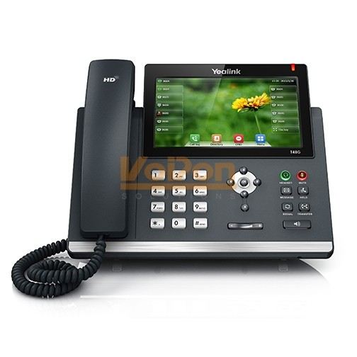 Yealink T48g Ip Phone Sip T48gn Yealink T48gn Voip Phone