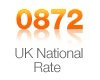0872 UK VoIP National Number
