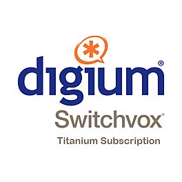 Digium Switchvox Titanium Subscription - 1 User (1SWXTSUB1)