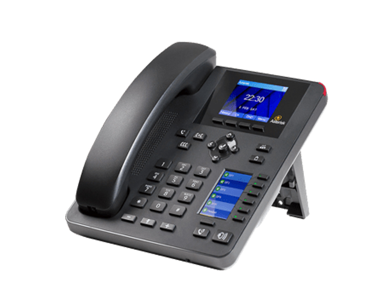 Digium A25 4-Line Gigabit IP Phone