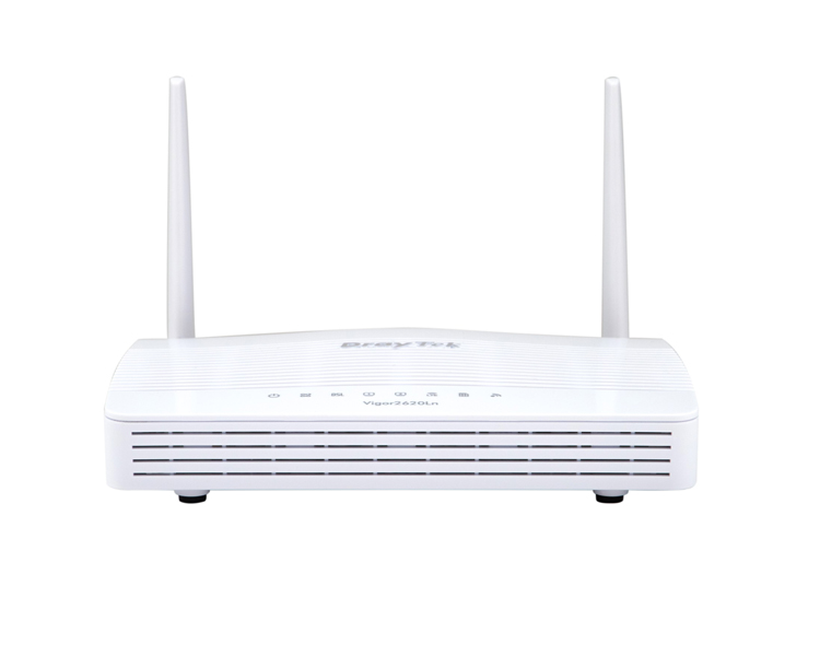 DrayTek Vigor 2620 Ln router with VDSL and LTE
