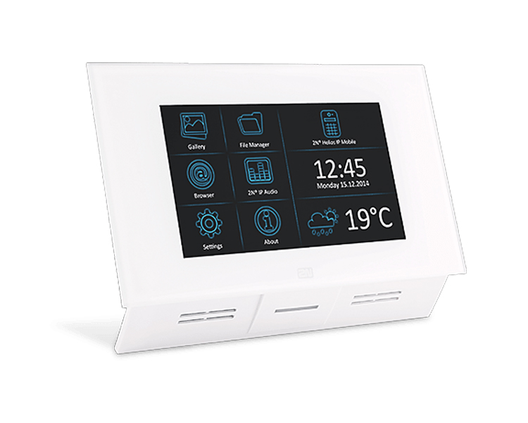 2N Indoor Touch Screen White (91378365W)