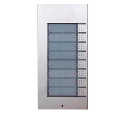 2n Helios Ip 3x2 Button Keypad Door Entry Panel