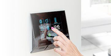 2N Indoor Touch 2.0 answering unit 7 inch touch screen