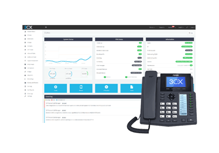 3CX - VoIPon Solutions