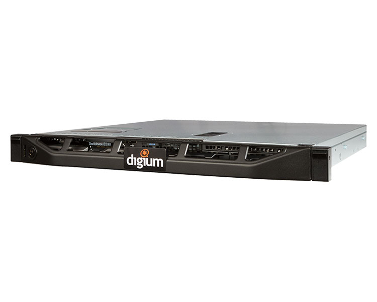 Digium Warranty, Extended to 3 Years for Switchvox E530 Appliances