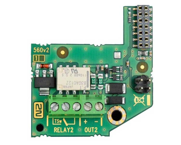2N Additional Relay Switch for the Helios IP Force and Safety - includes tamper switch (9151010)