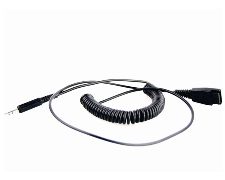 Eartec Office 3.5mm Audio Connecting Lead Mono - EAR-QD012