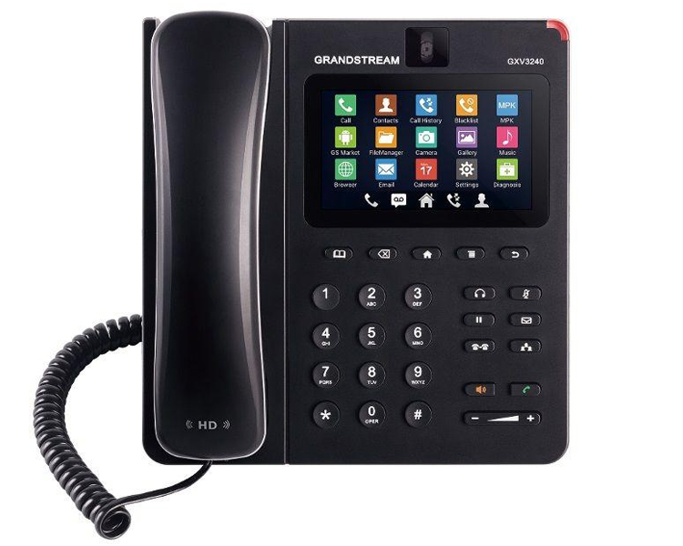 Grandstream V2 GXV3240-V2 IP Multimedia Phone