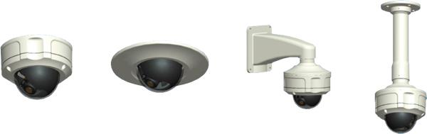 GXV3662 HD IP Camera