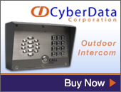 CyberData Outdoor Intercom