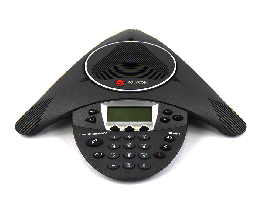 Polycom SoundStation IP6000 IP Conference Phone