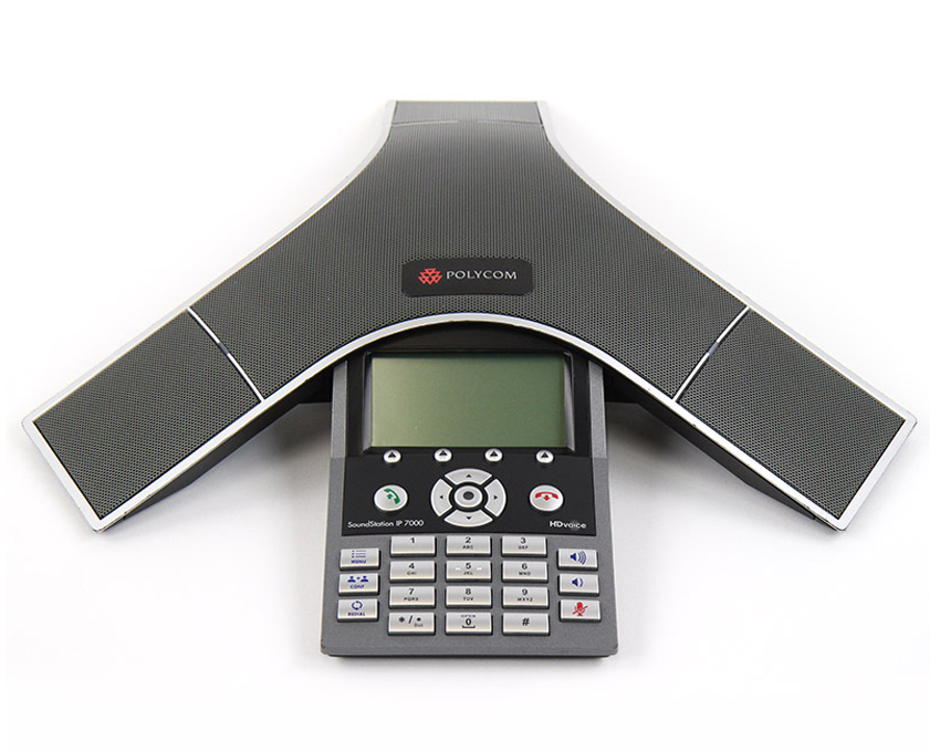 Polycom SoundStation IP7000 IP Conference Phone
