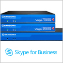 Skype for Business IP Gateways