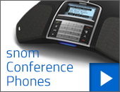 Snom MeetingPoint Conference Phone