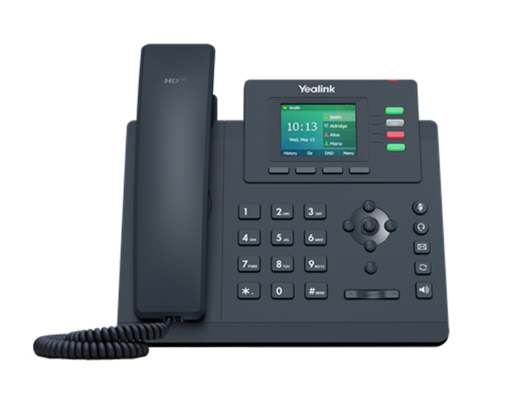 Yealink T33G Entry Level IP Phone (SIP-T33G)