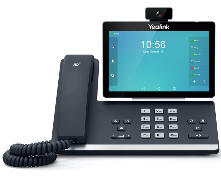 Yealink T58V Smart Media Phone (SIP-T58V)