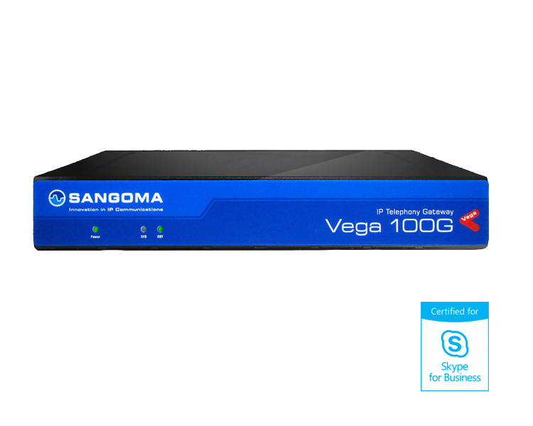 Sangoma Vega 100G Single E1/T1 Digital Gateway VS0164