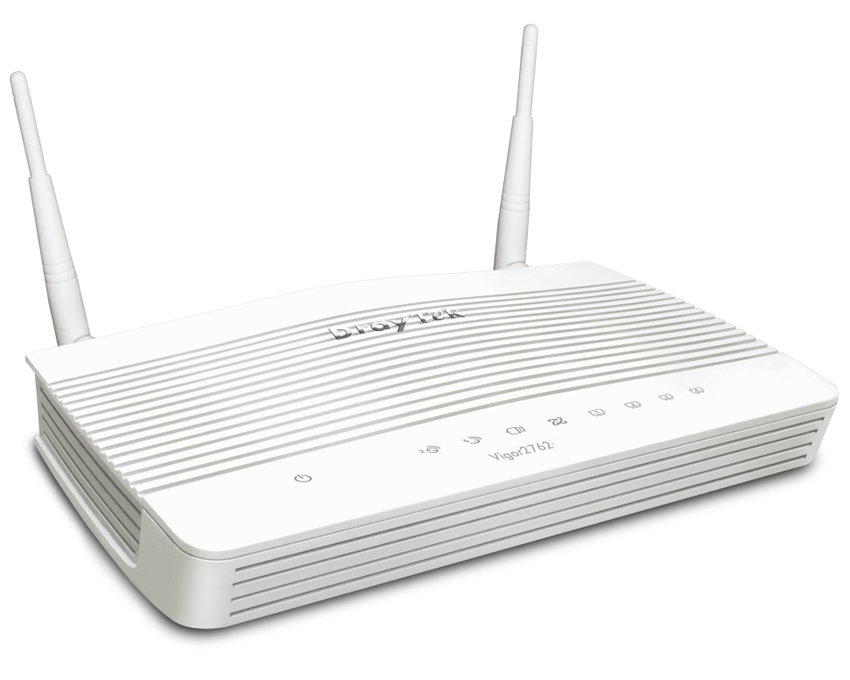 Draytek Vigor 2762n ADSL or VDSL Router/Firewall with WiFi 802.11n