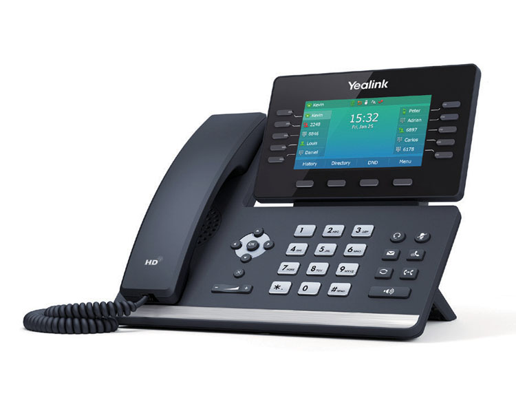 Yealink T54W Business IP Phone (SIP-T54W)