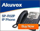 Akuvox SP-R52P IP Phone
