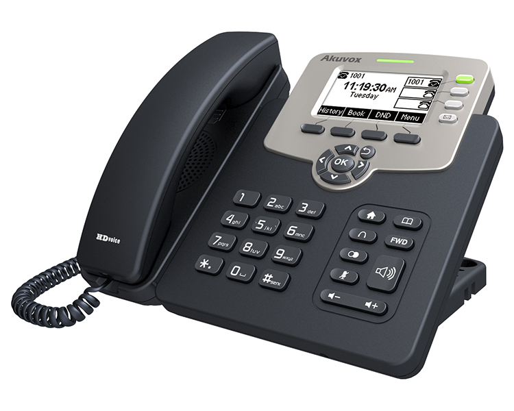 Akuvox SP-R53P IP Phone