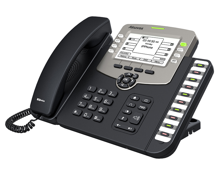 Akuvox SP-R59P IP Phone