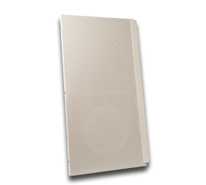 CyberData Ceiling Tile Drop-In Speaker Syn-Apps enabled Gray White (011200)