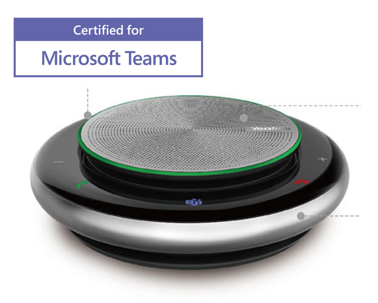 Yealink CP900 Portable Speakerphone for Microsoft Teams