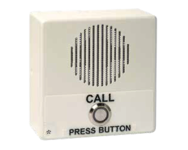 CyberData Singlewire-enabled IP Indoor Intercom with Night Ringer (011305)