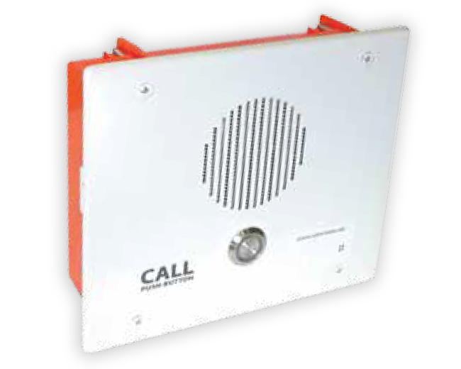 CyberData Singlewire-enabled InformaCast IP Indoor Flush Mount Intercom (011306)