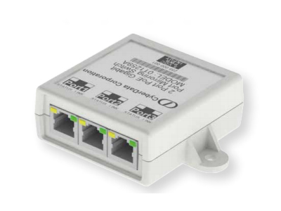 CyberData 3-Port USB Gigabit Port Mirroring Switch (011259)