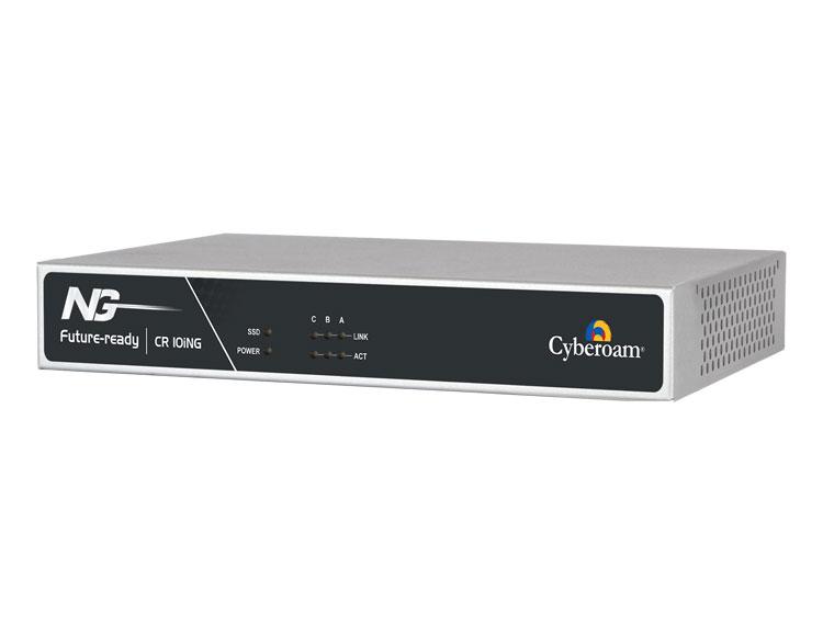 Cyberoam CR10iNG UTM Firewall