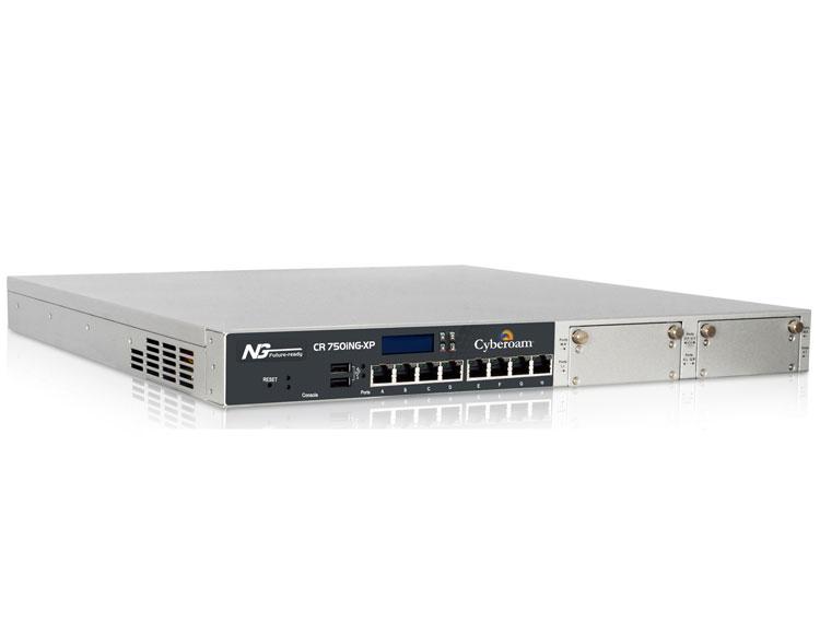 Cyberoam CR750iNG-XP Next-Generation Firewall