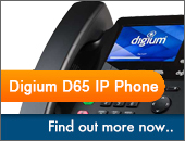 Digium D65 IP Phone