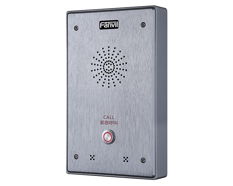 Fanvil i12 SIP Intercom - Single Button