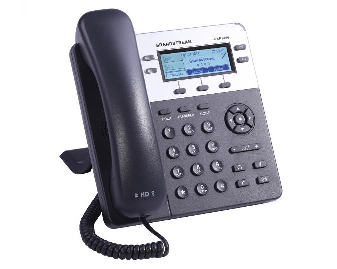 Grandstream GXP1450 VoIP Phone (GXP1450)