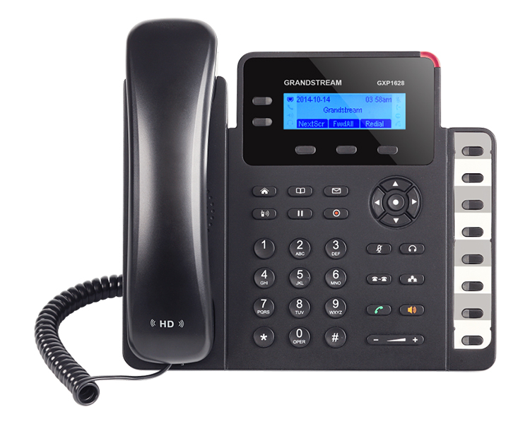 Grandstream GXP1628 HD IP Phone