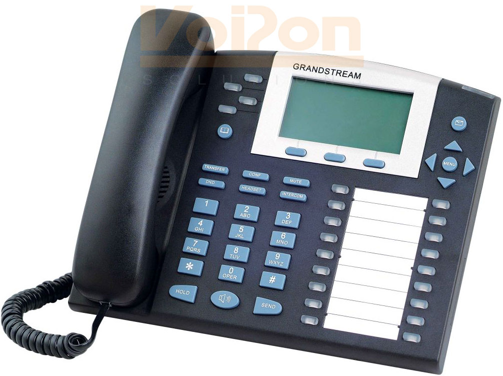 Grandstream Gxp2010 Ip Phone Voip Telephone