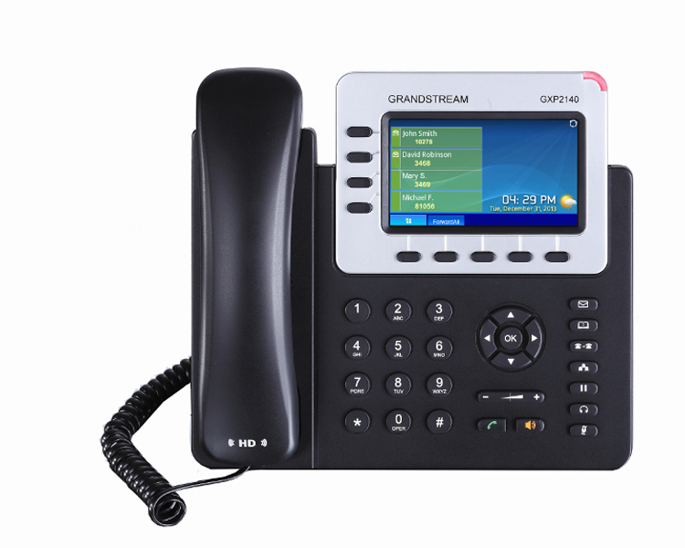Grandstream GXP2140 HD IP Phone