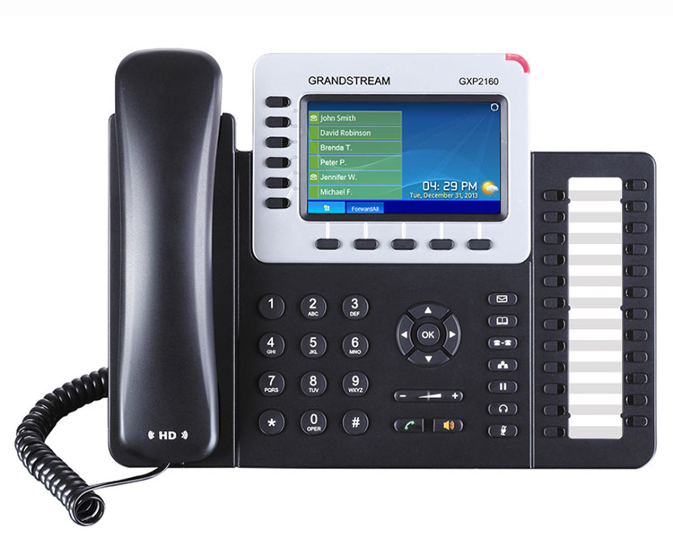 Grandstream GXP2160 Enterprise VoIP Phone