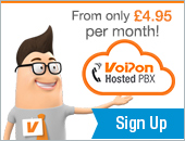 VoIPon Hosted PBX