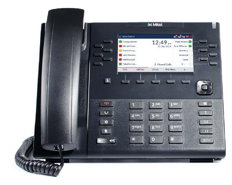 Mitel Aastra 6869i Ip Phone